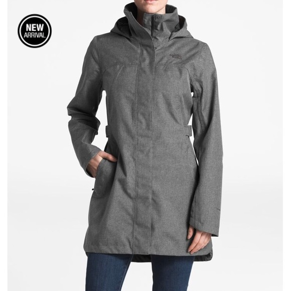 16ef4a707 NEW NORTH FACE Woman's Laney trench II